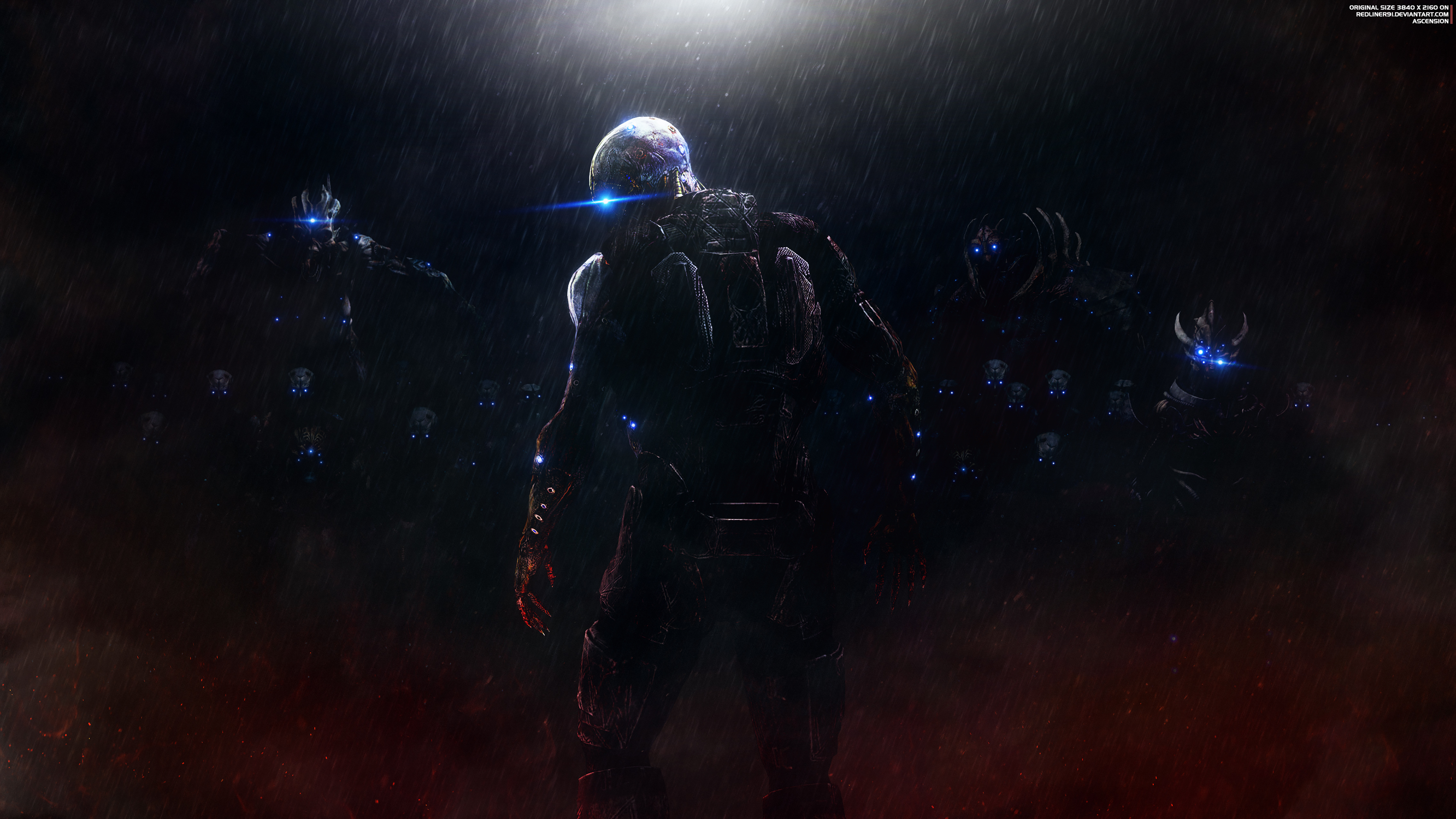 Mass Effect Ascension 4K Wallpapers   HD Wallpapers
