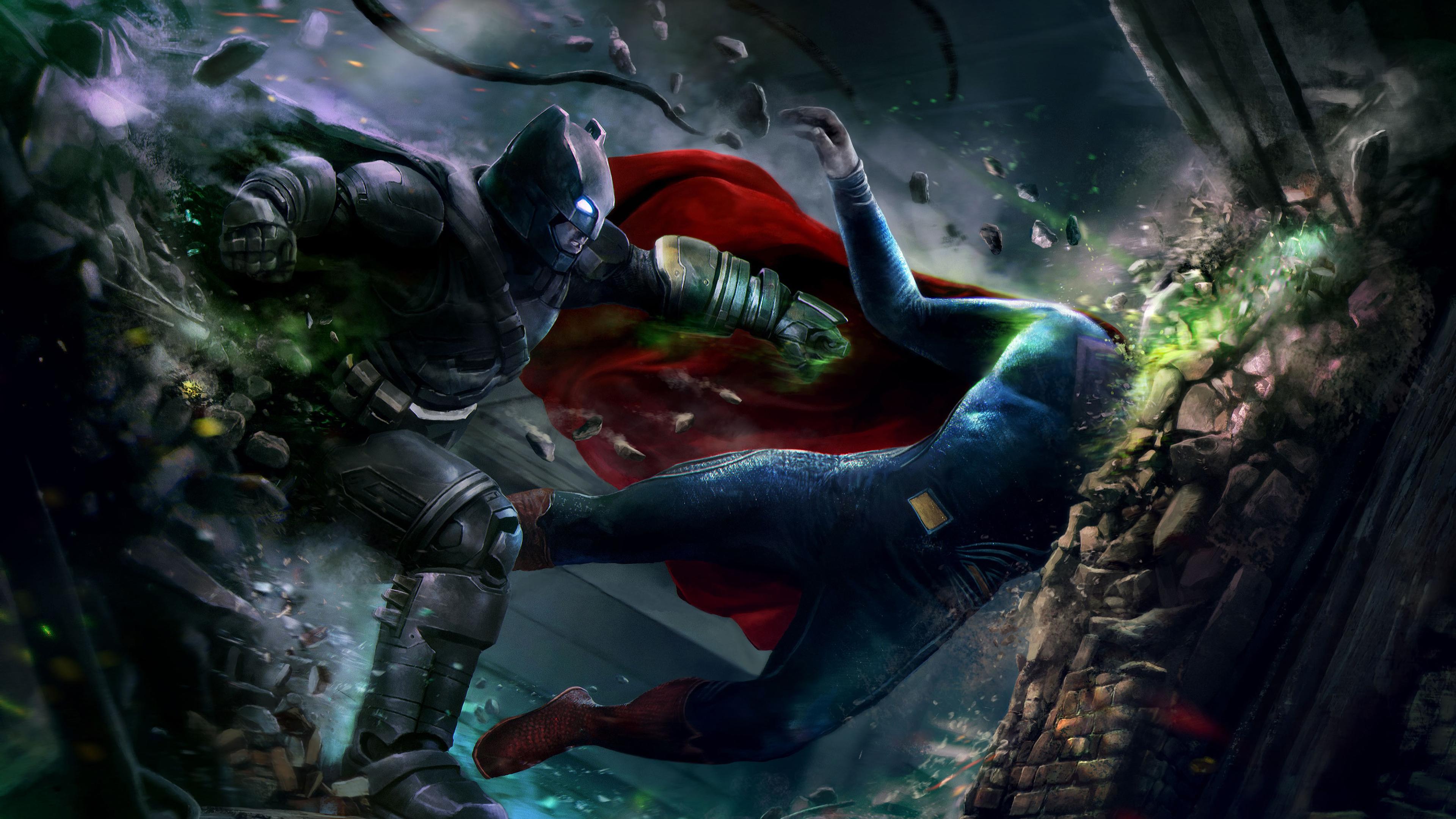 Batman V Superman 4k Wallpapers Hd Wallpapers