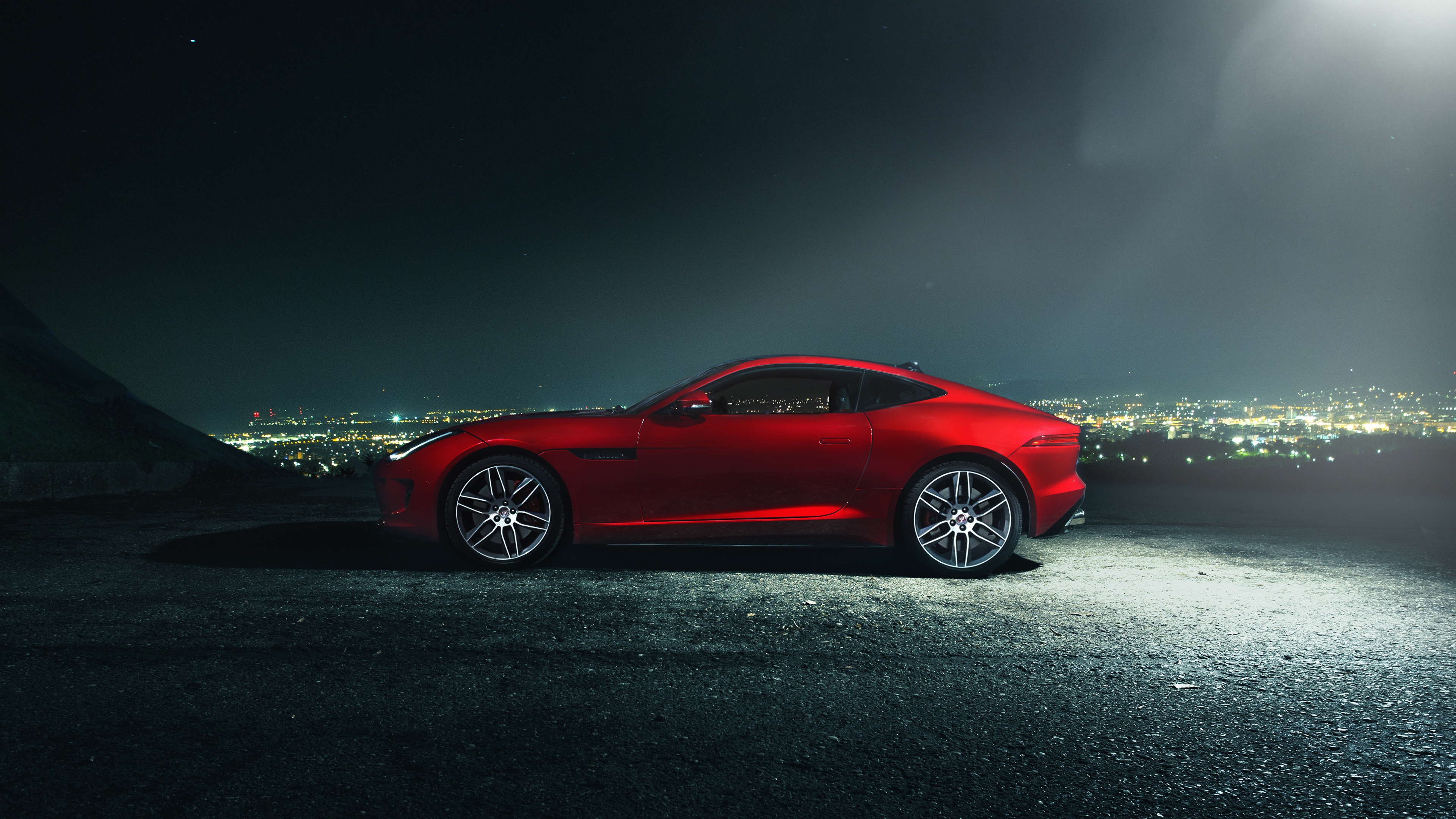 Jaguar F Type R 4k Wallpapers Hd Wallpapers