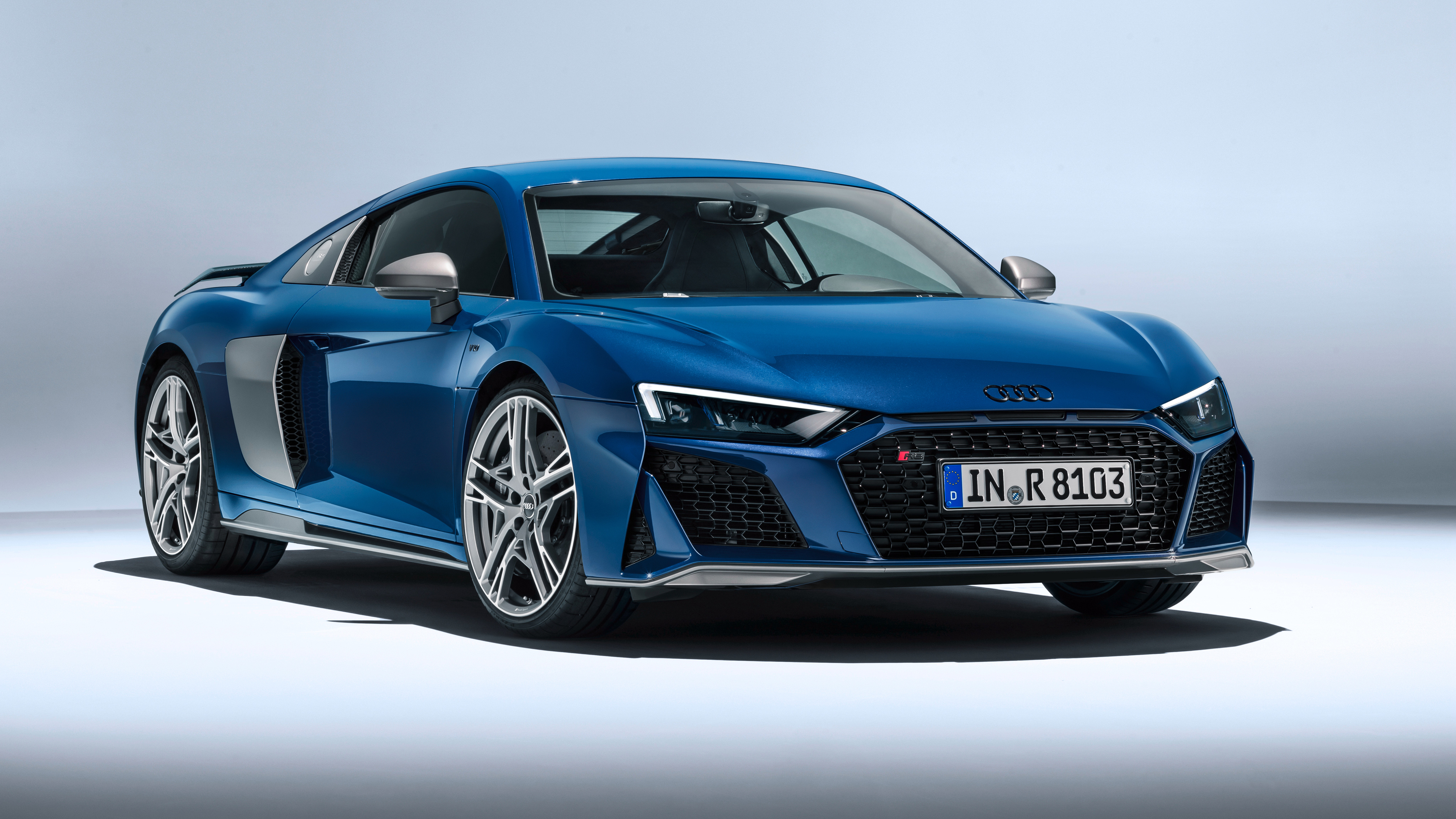 Audi R8 V10 2019 4k Wallpapers Hd Wallpapers