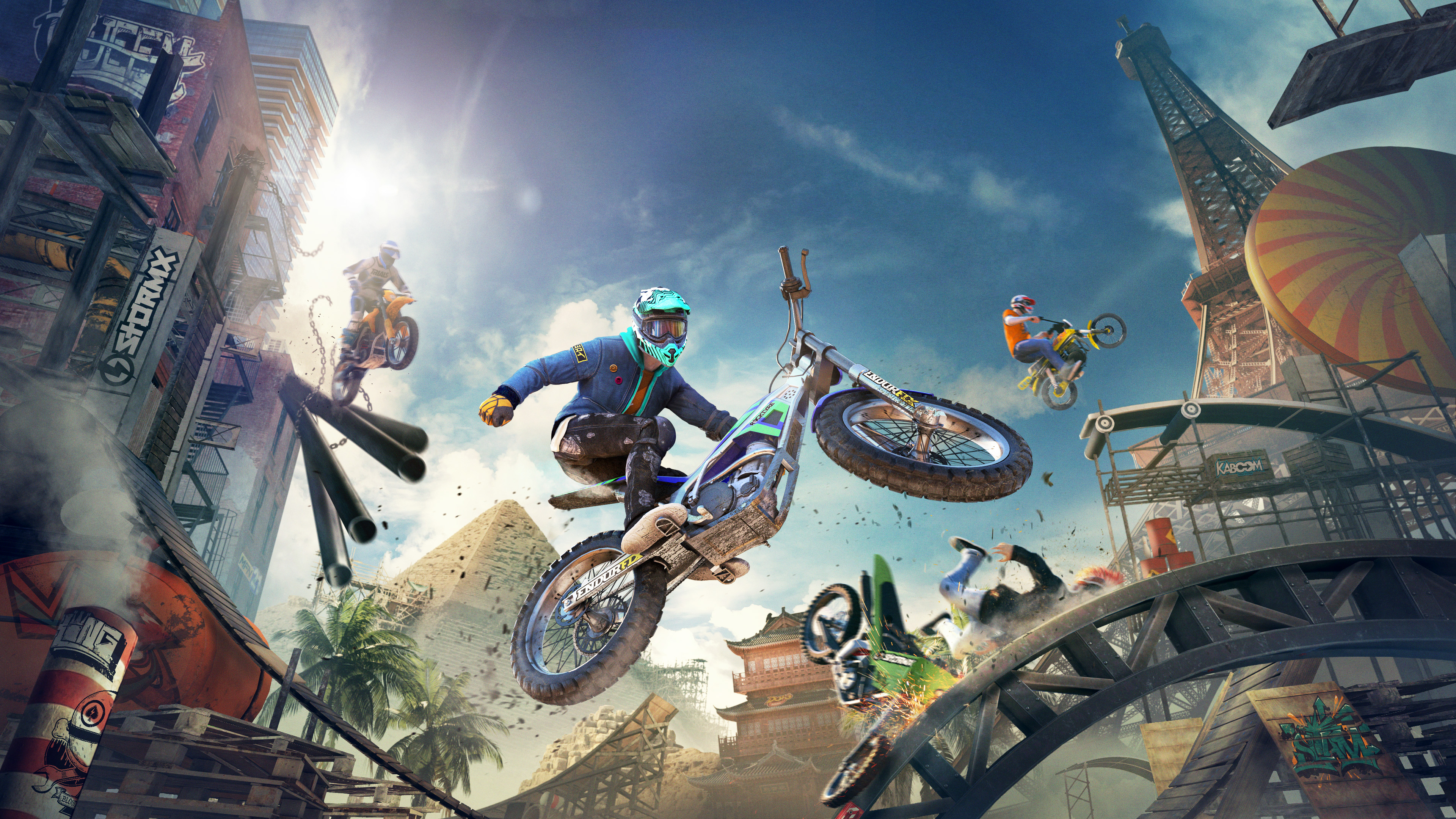 Best Gaming Wallpapers 2019 Trials Rising 2019 Game Wallpapers | HD Wallpapers