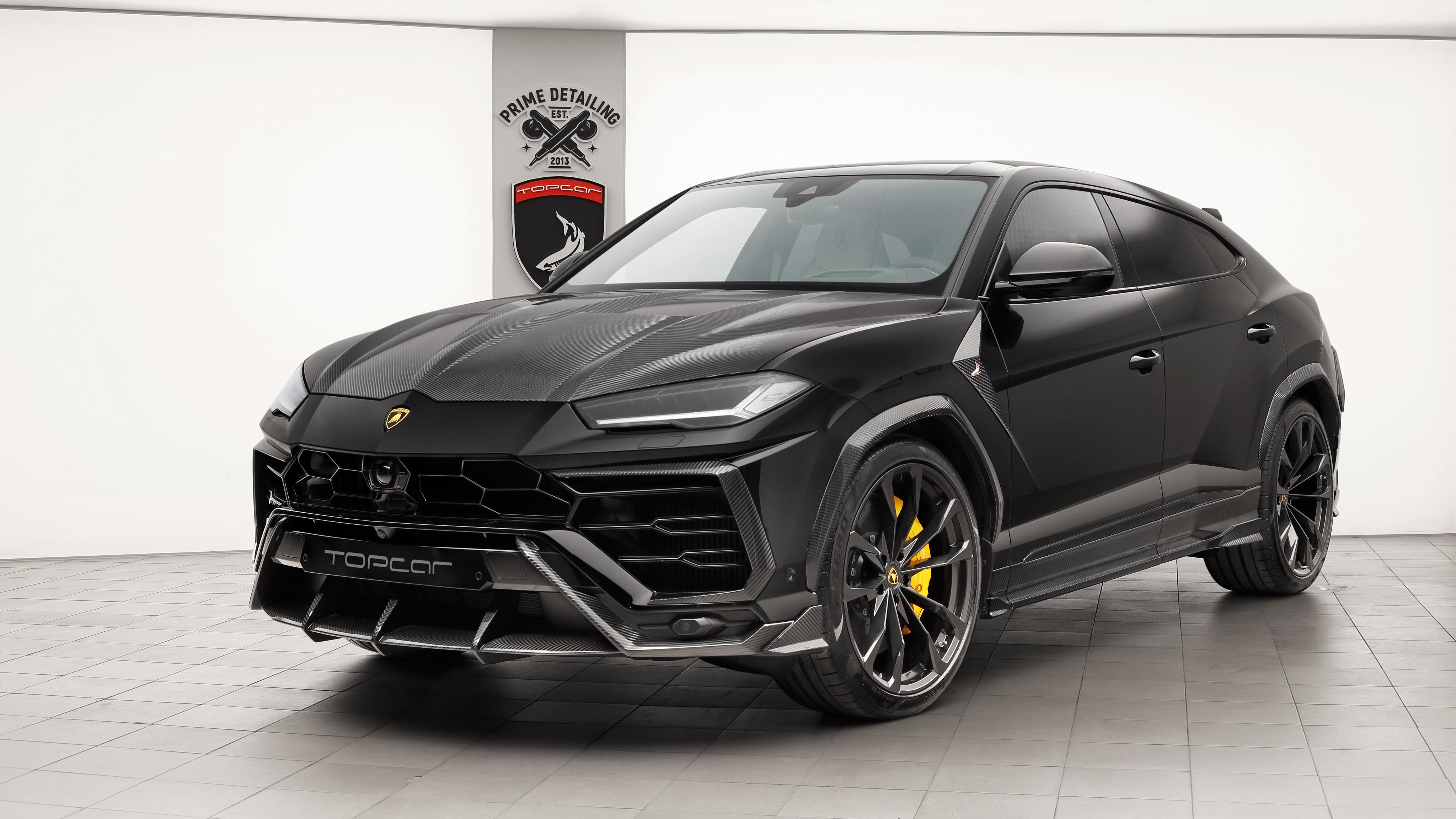 TopCar Lamborghini Urus 2018 4K Wallpapers | HD Wallpapers