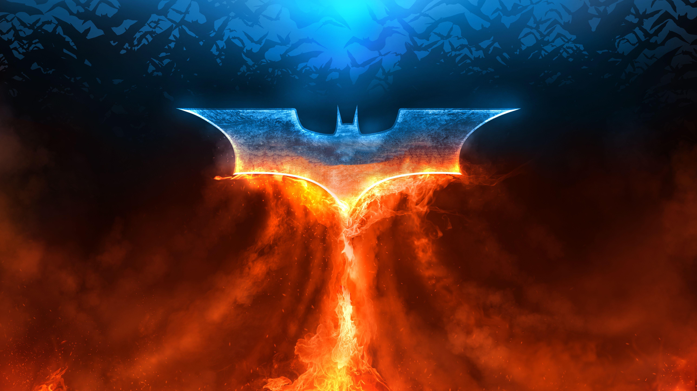 Batman Logo 4k 5k Wallpapers Hd Wallpapers