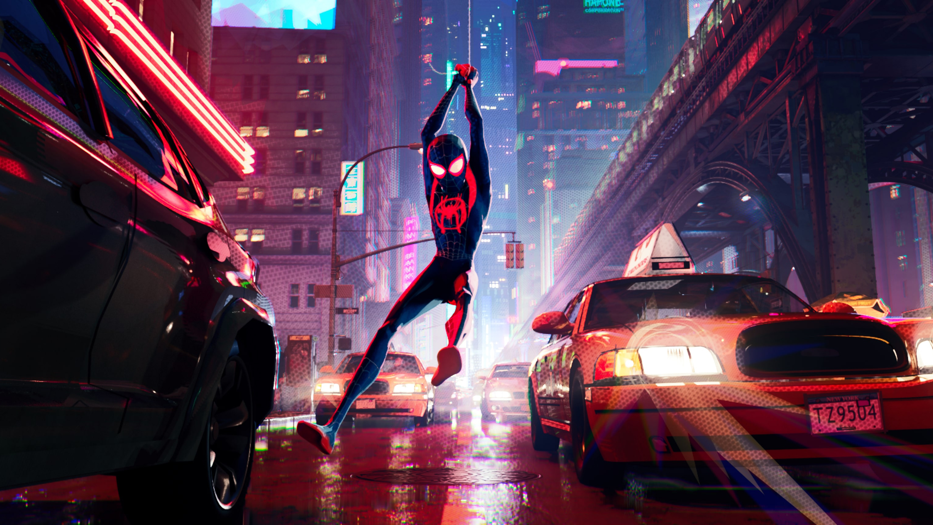 Spider Man Into The Spider Verse Wallpapers Hd Wallpapers