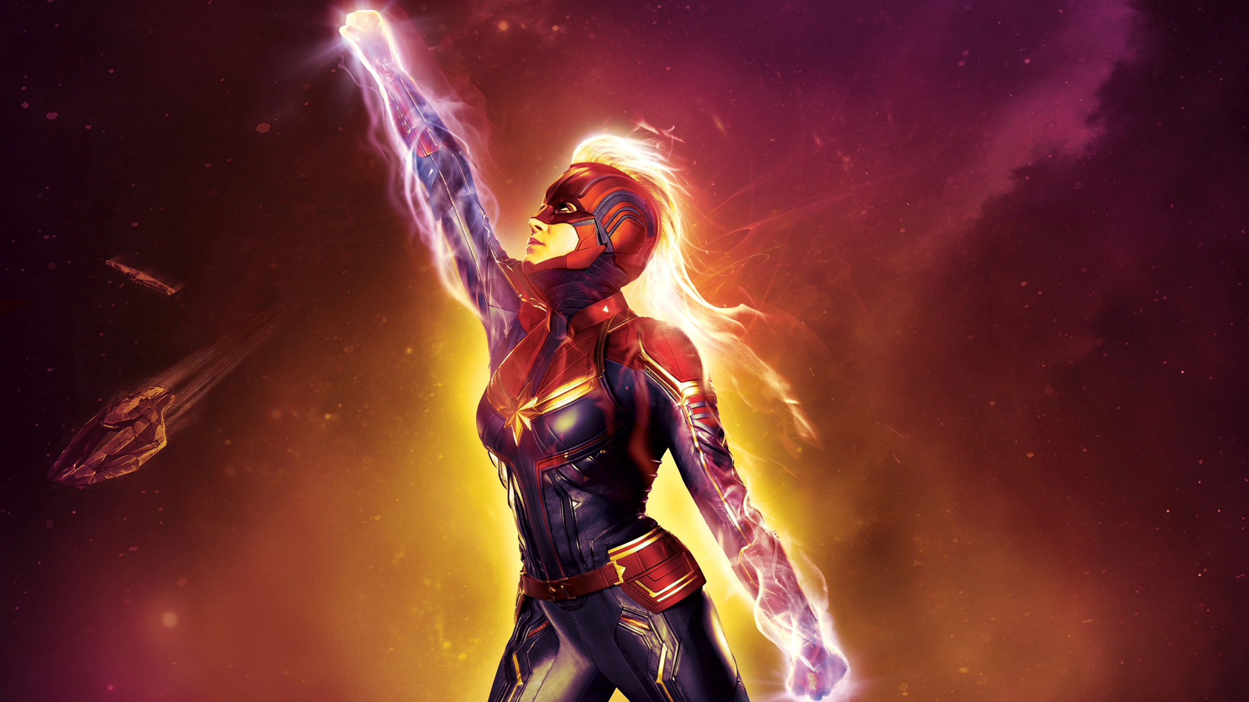 Captain Marvel Wallpapers | HD Wallpapers