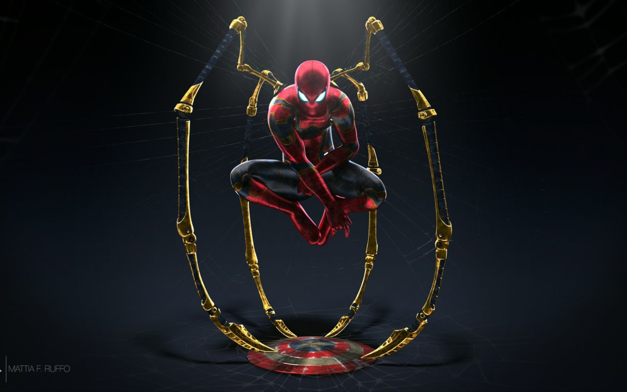 Iron Spider Wallpapers