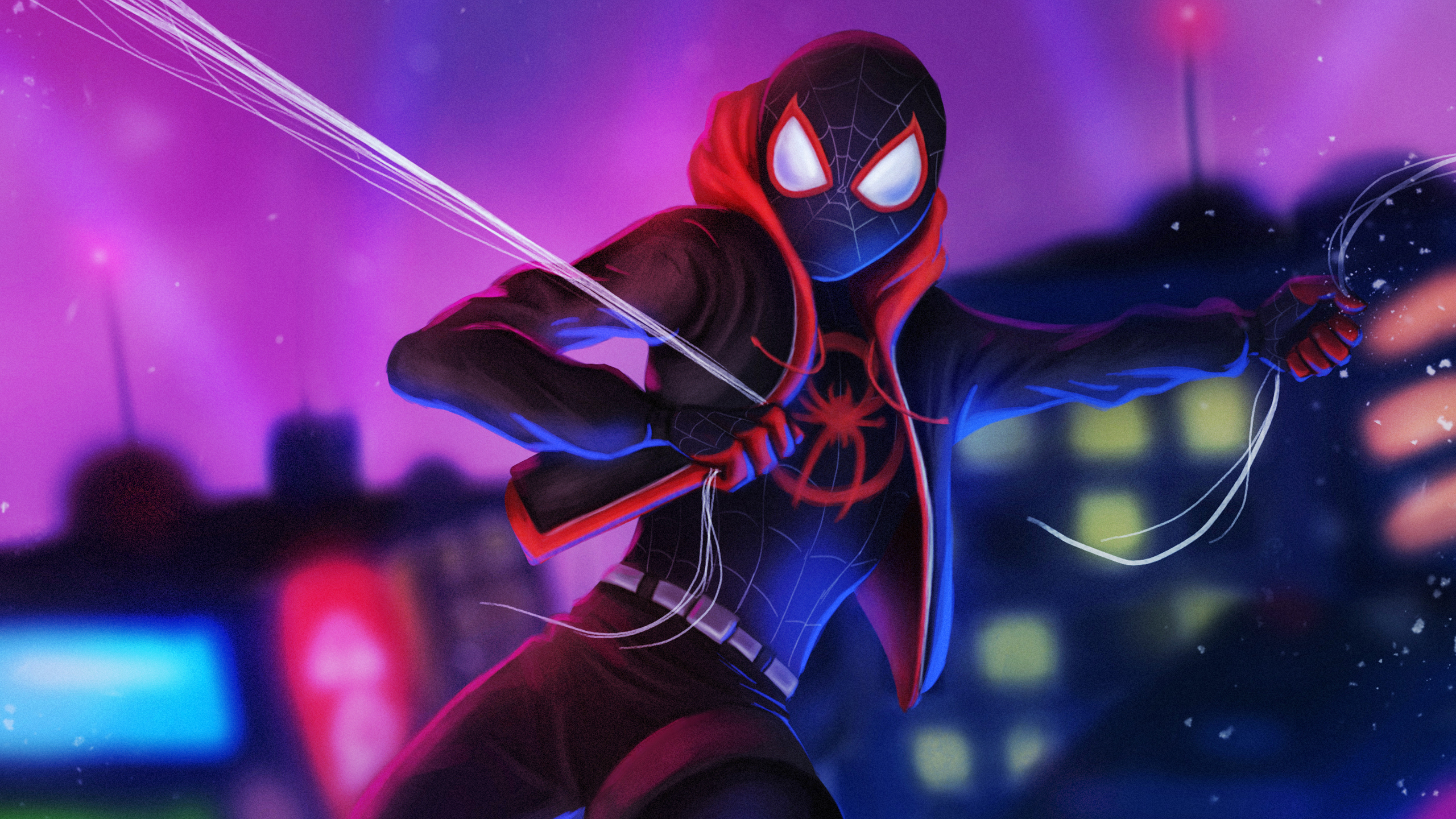 Miles Morales Wallpapers Hd Wallpapers