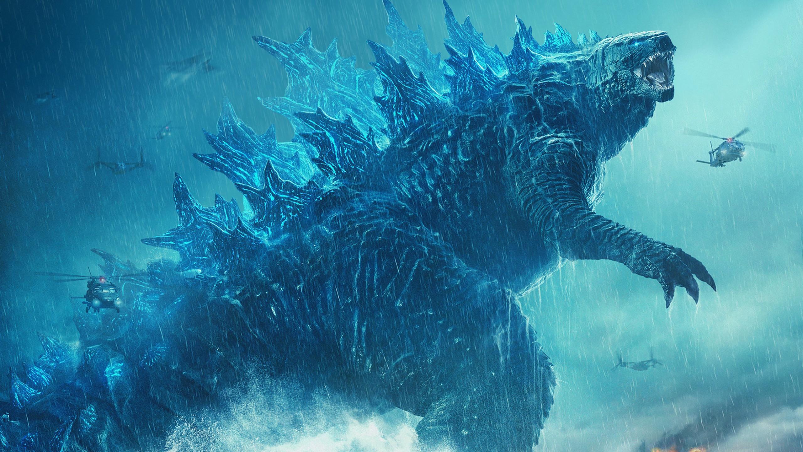 Godzilla Vs King Ghidorah 4k Wallpapers Hd Wallpapers