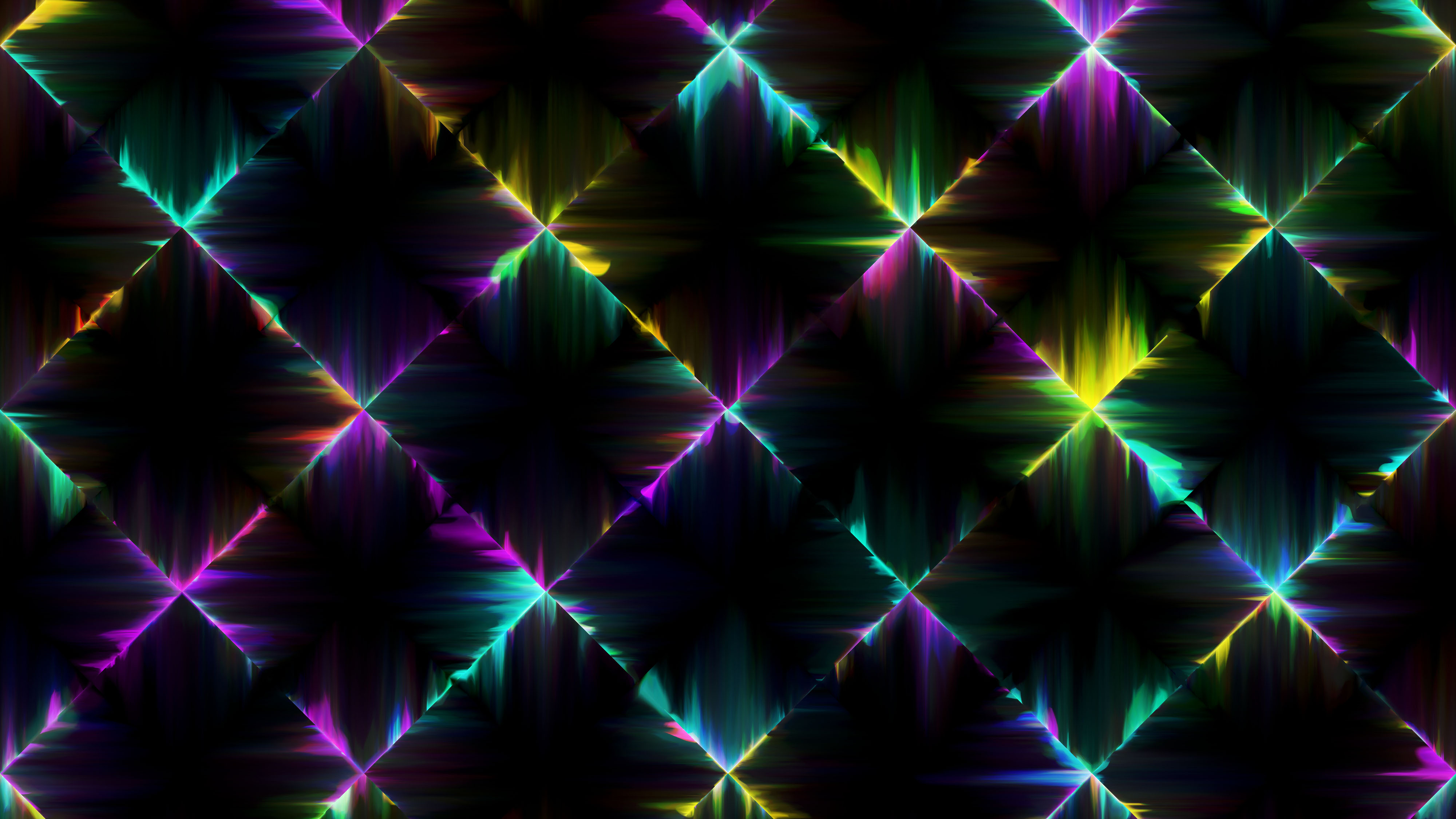 Neon Colorful Lights 4K Wallpapers   HD Wallpapers