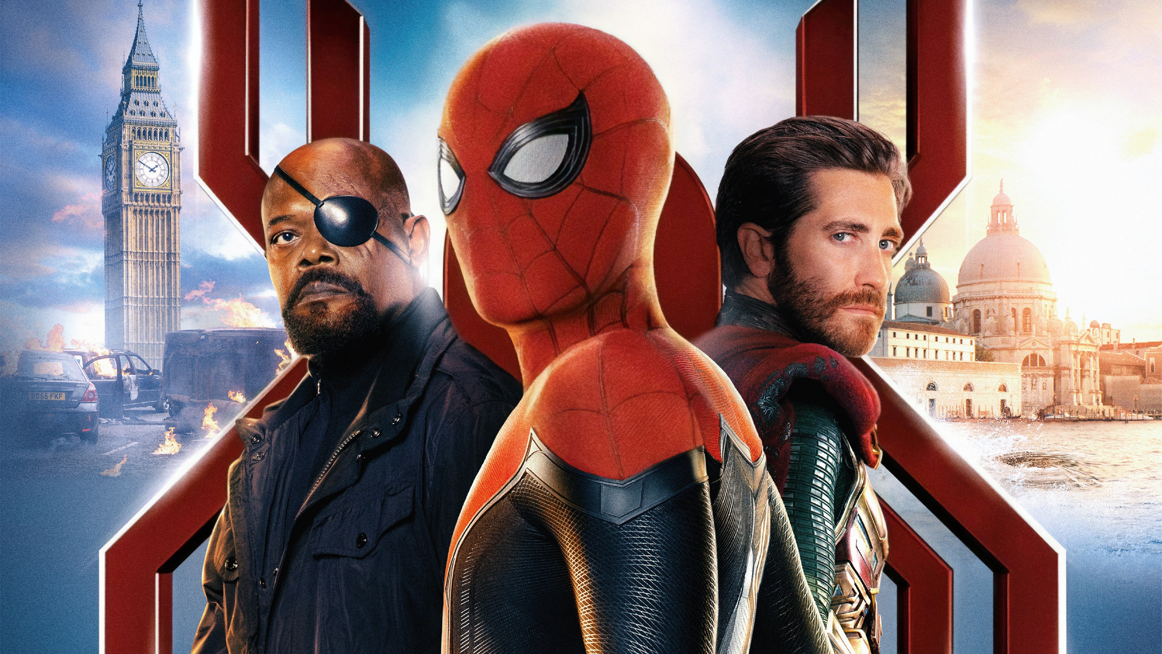 Spider Man Far From Home 4k Wallpapers Hd Wallpapers