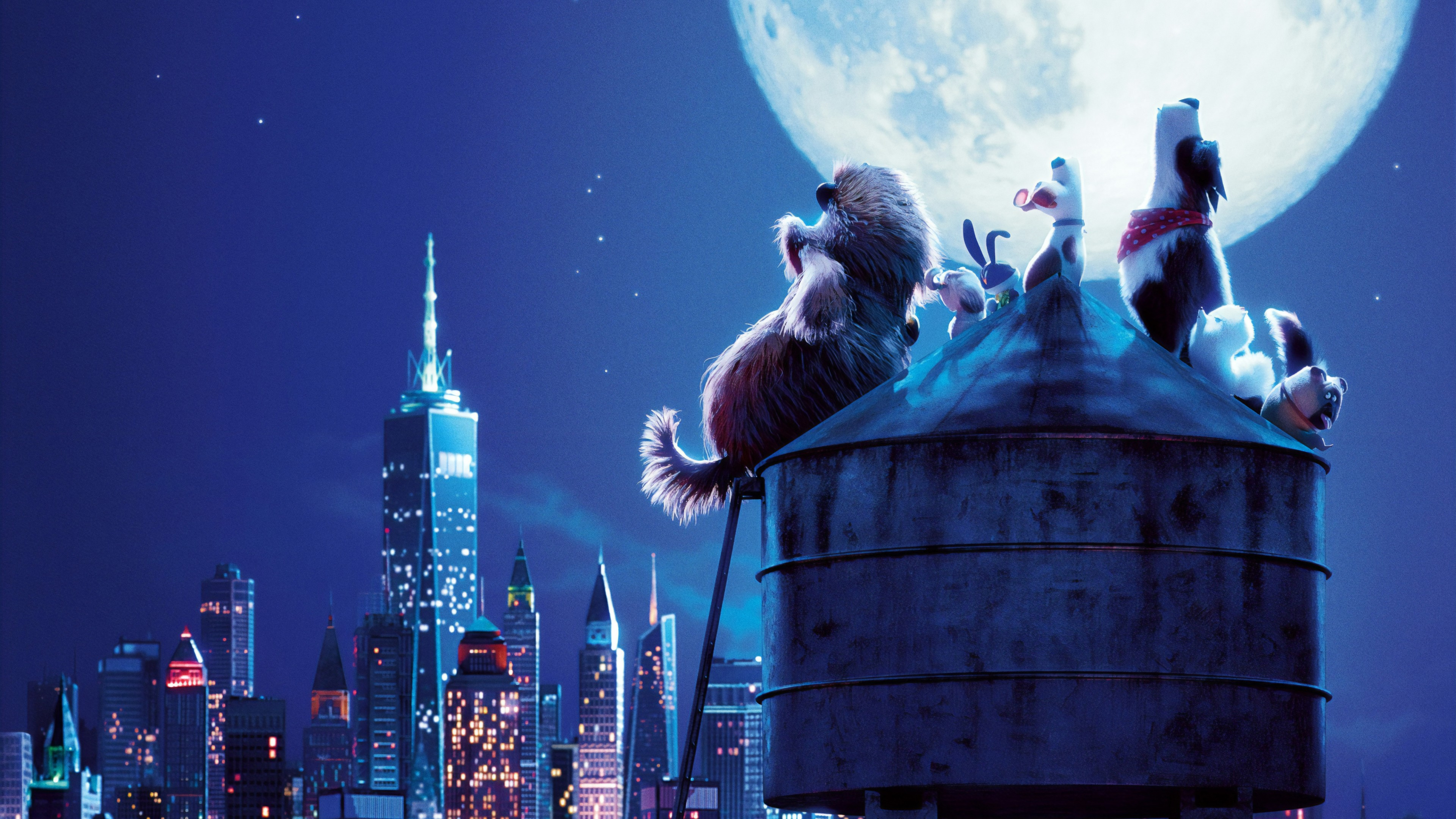 The Secret Life Of Pets 2 2019 5k Wallpapers Hd Wallpapers
