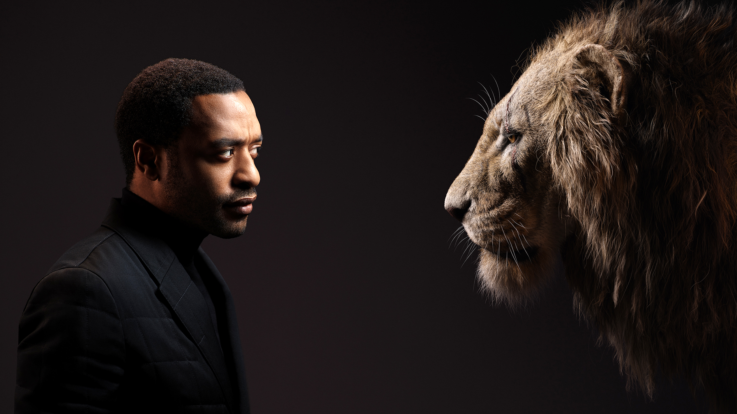 Chiwetel Ejiofor As Scar In The Lion King Wallpapers Hd Wallpapers