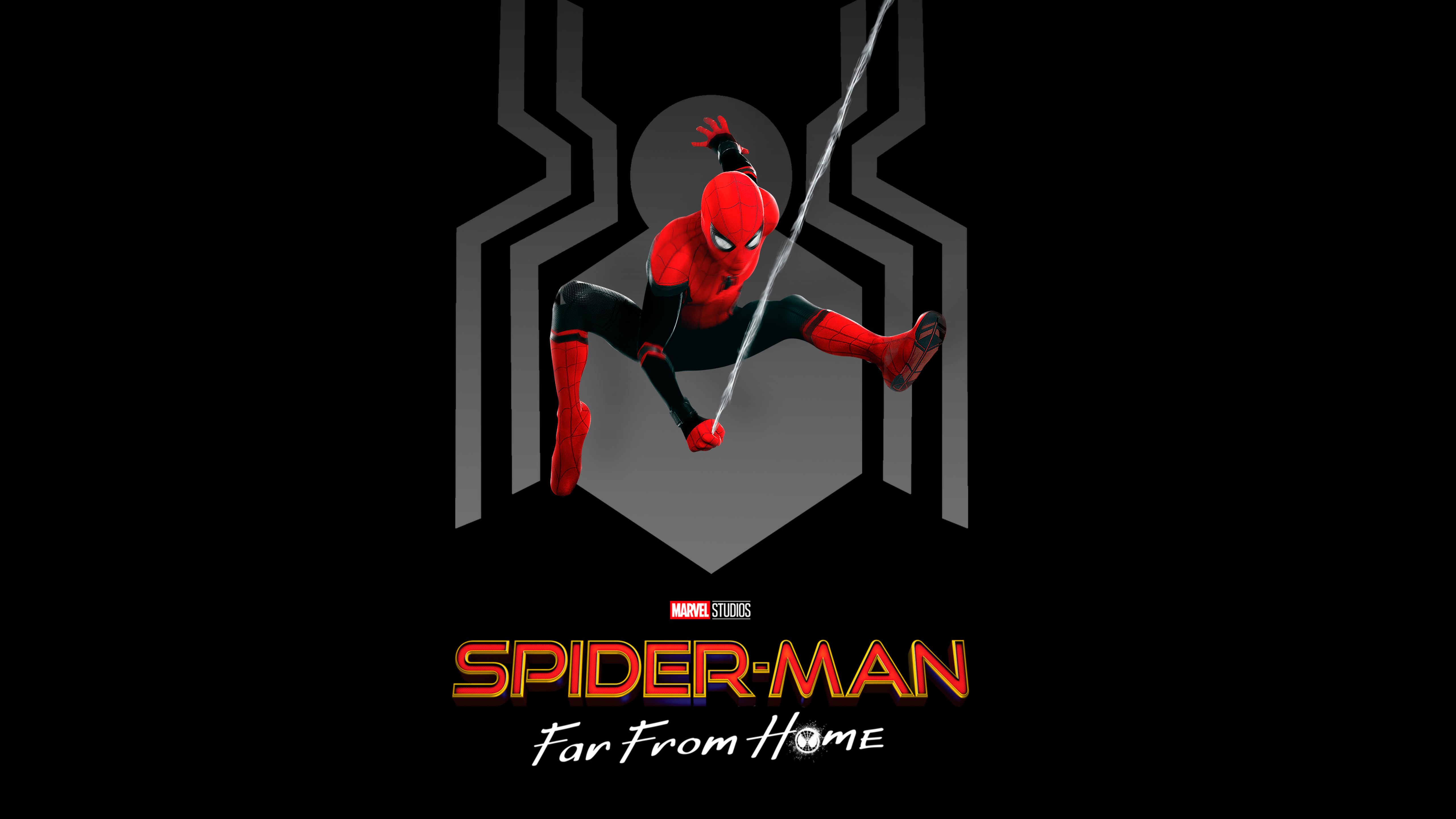 Spider Man Far From Home 4k 5k Wallpapers Hd Wallpapers