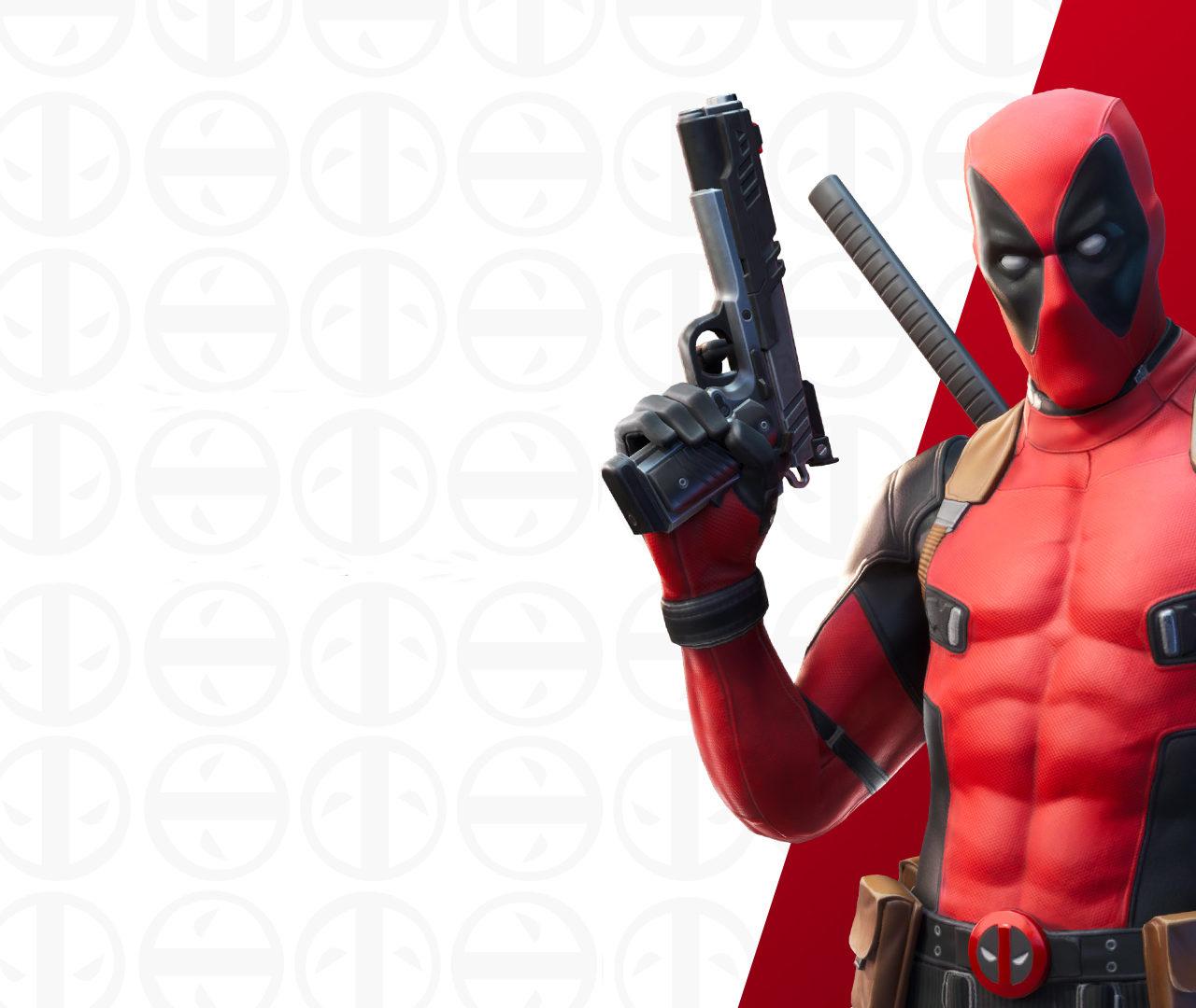Deadpool In Fortnite Wallpapers