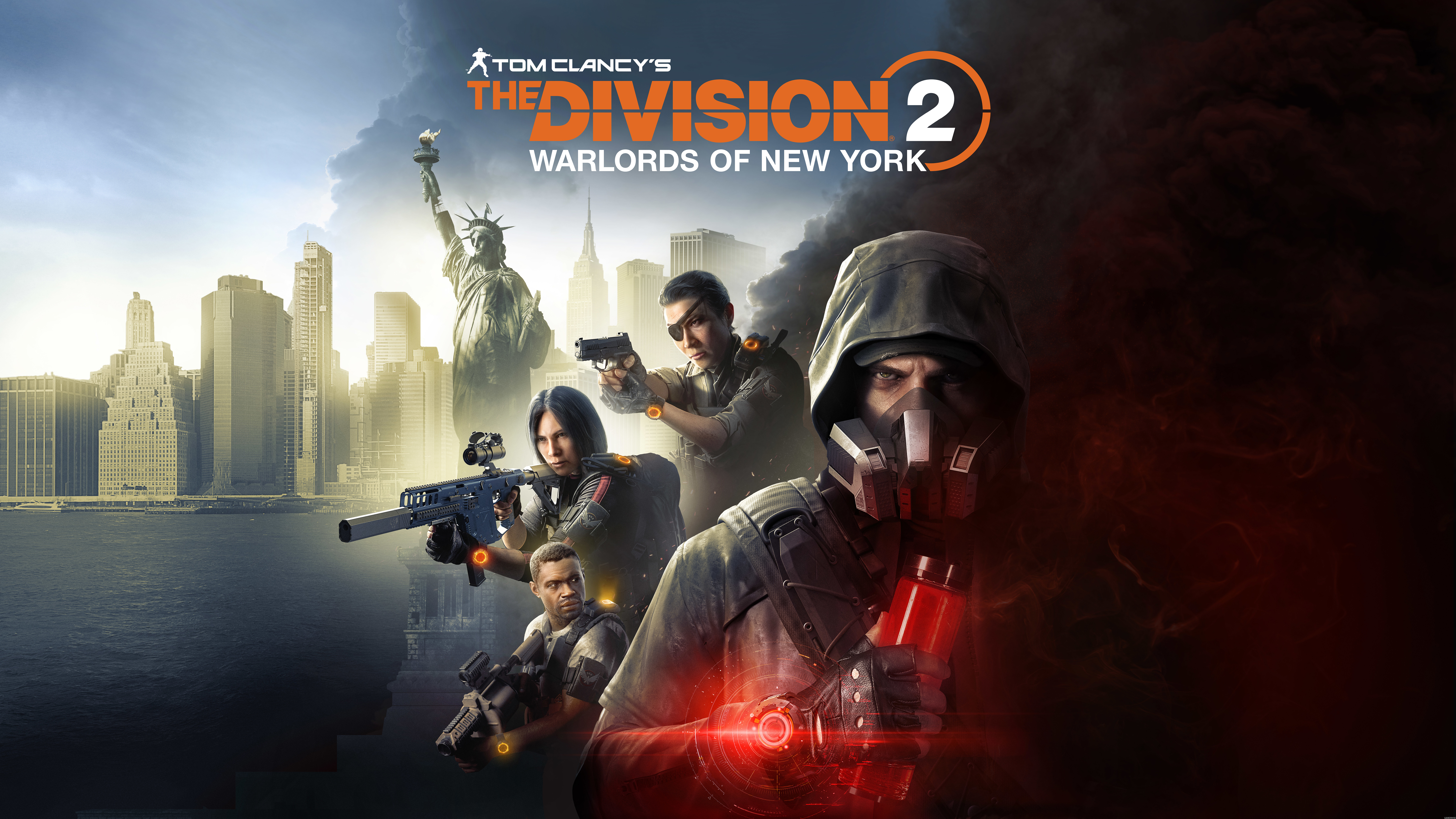 Tom Clancys The Division 2 4K 8K Wallpapers | HD Wallpapers